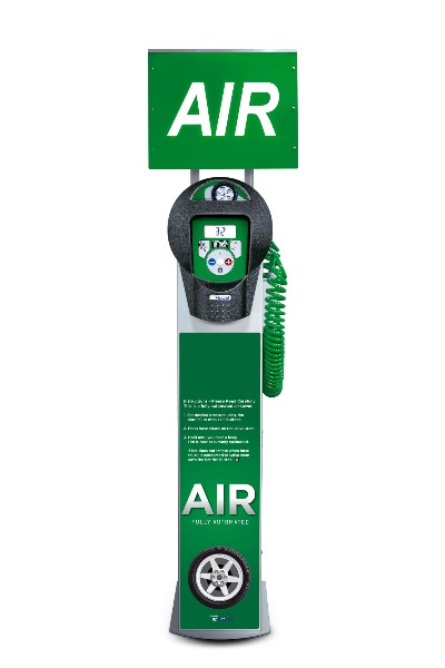 SC05-SS Free Air Machine