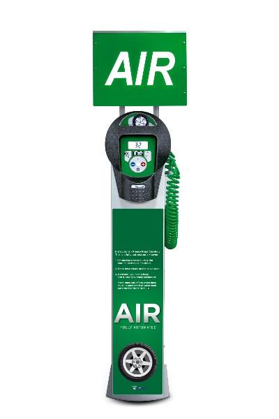 SC05-SS Free Air Machine