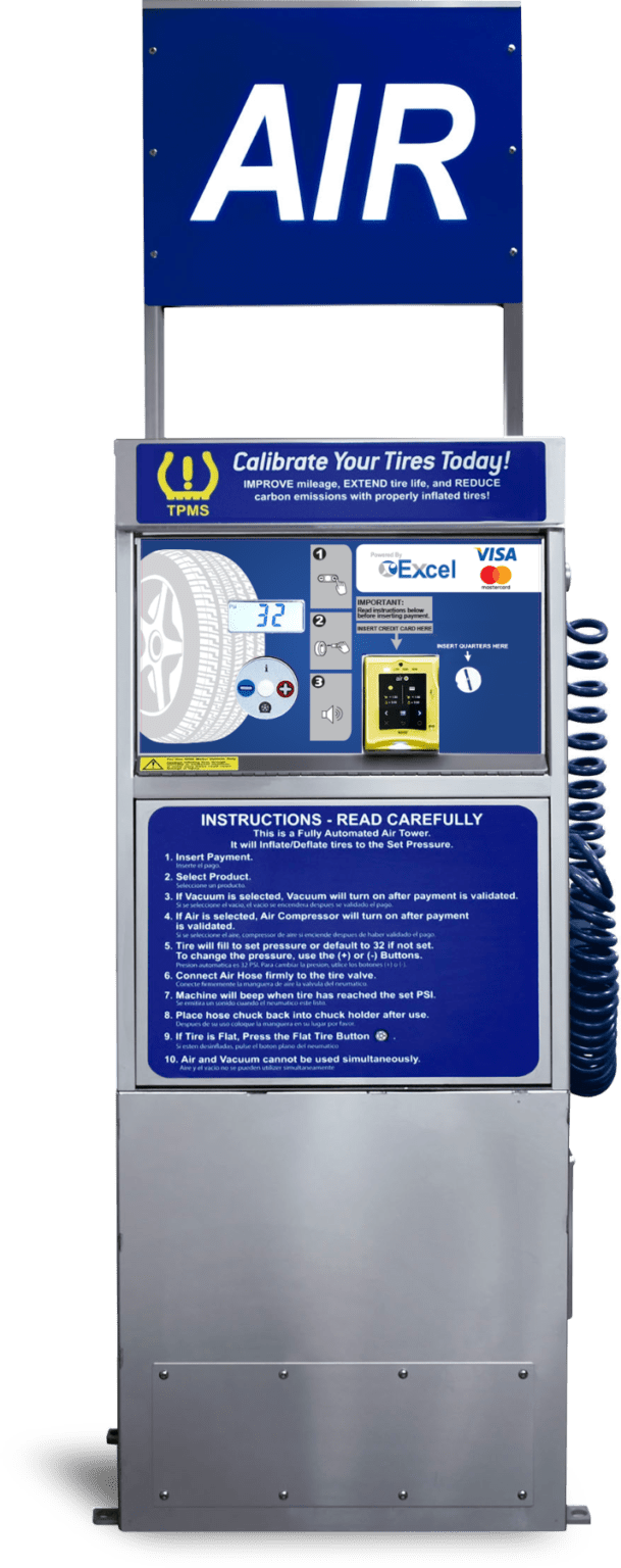 SC09-SS Features Digital Air Inflation