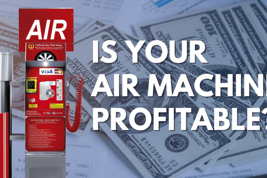 Digital Air Machine Profitable