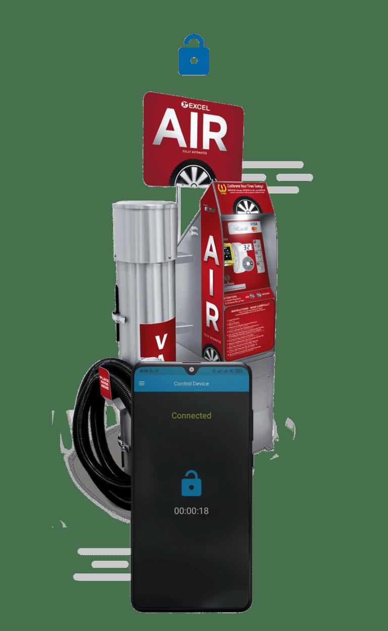 Pay Mobile Air Machine