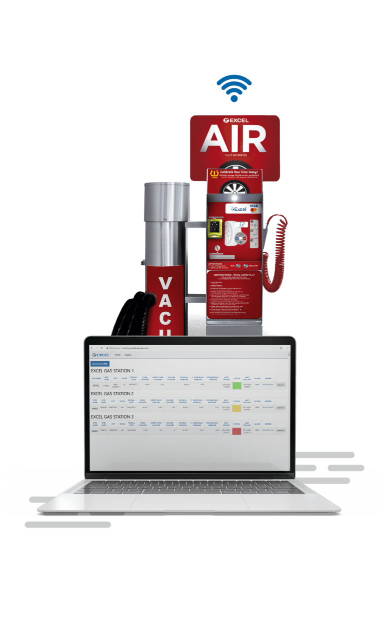 Control Your Air Machine from Anywhere