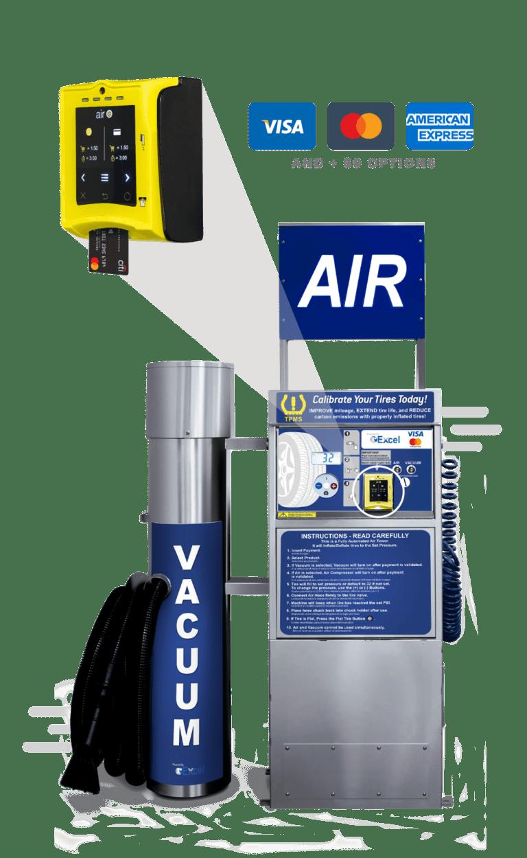 Air Machine Premium Features