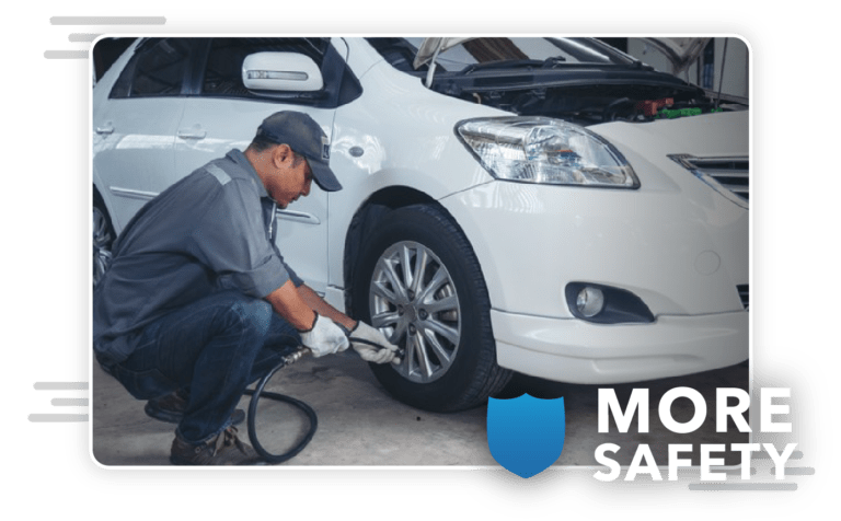 Increase Safety and Decreased Liability